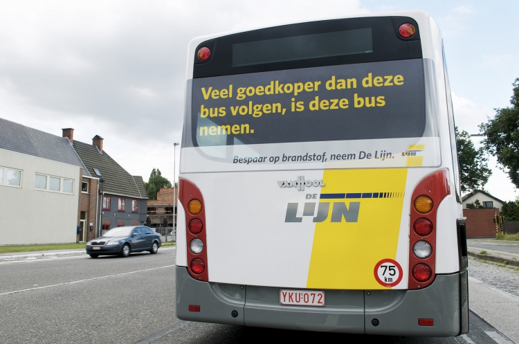 Bus en tram