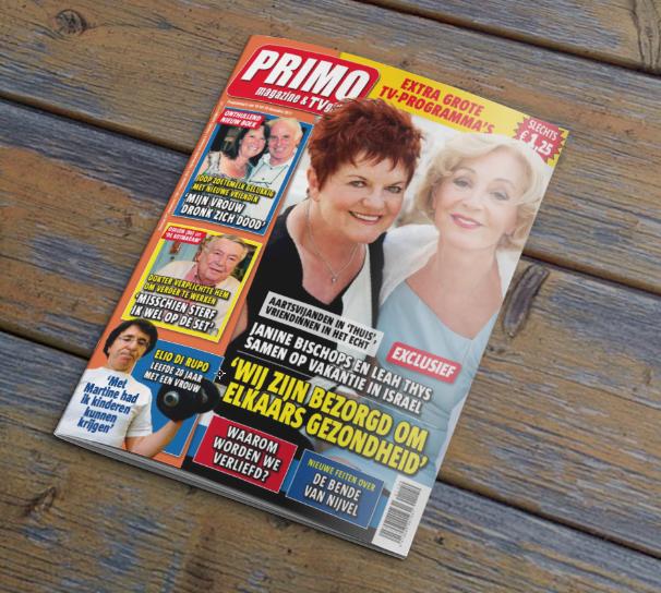 Primo magazine en TV gids